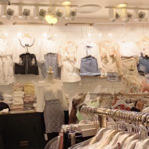 韓国旅行でおすすめのお店2:江南駅地下