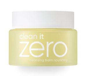 乾燥肌さん向きクレンジング バニラコ/クリーン イット ゼロ クレンジング バーム